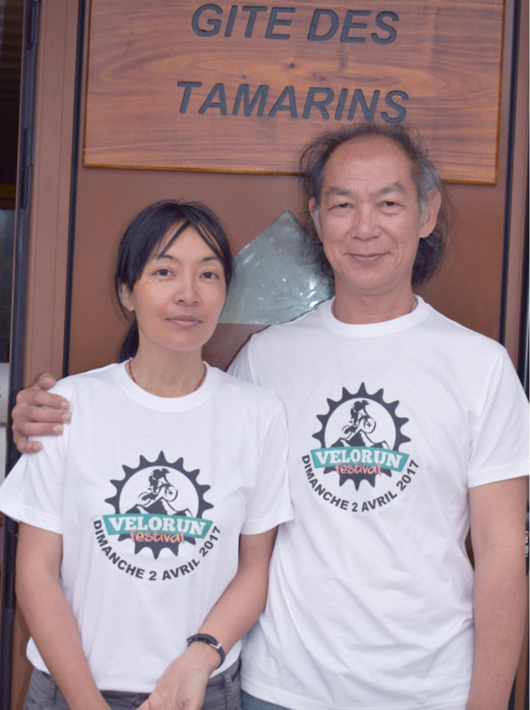 Sylvie et François Khoon-Yam