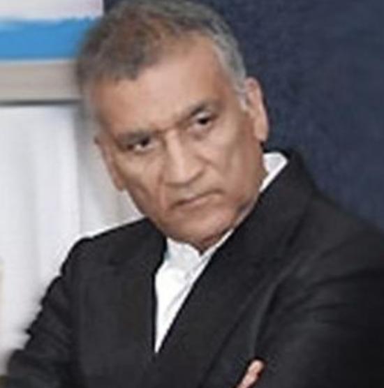 Armand Apavou dont la fortune est estimée à 500 millions d'euros selon le magazine Challenges