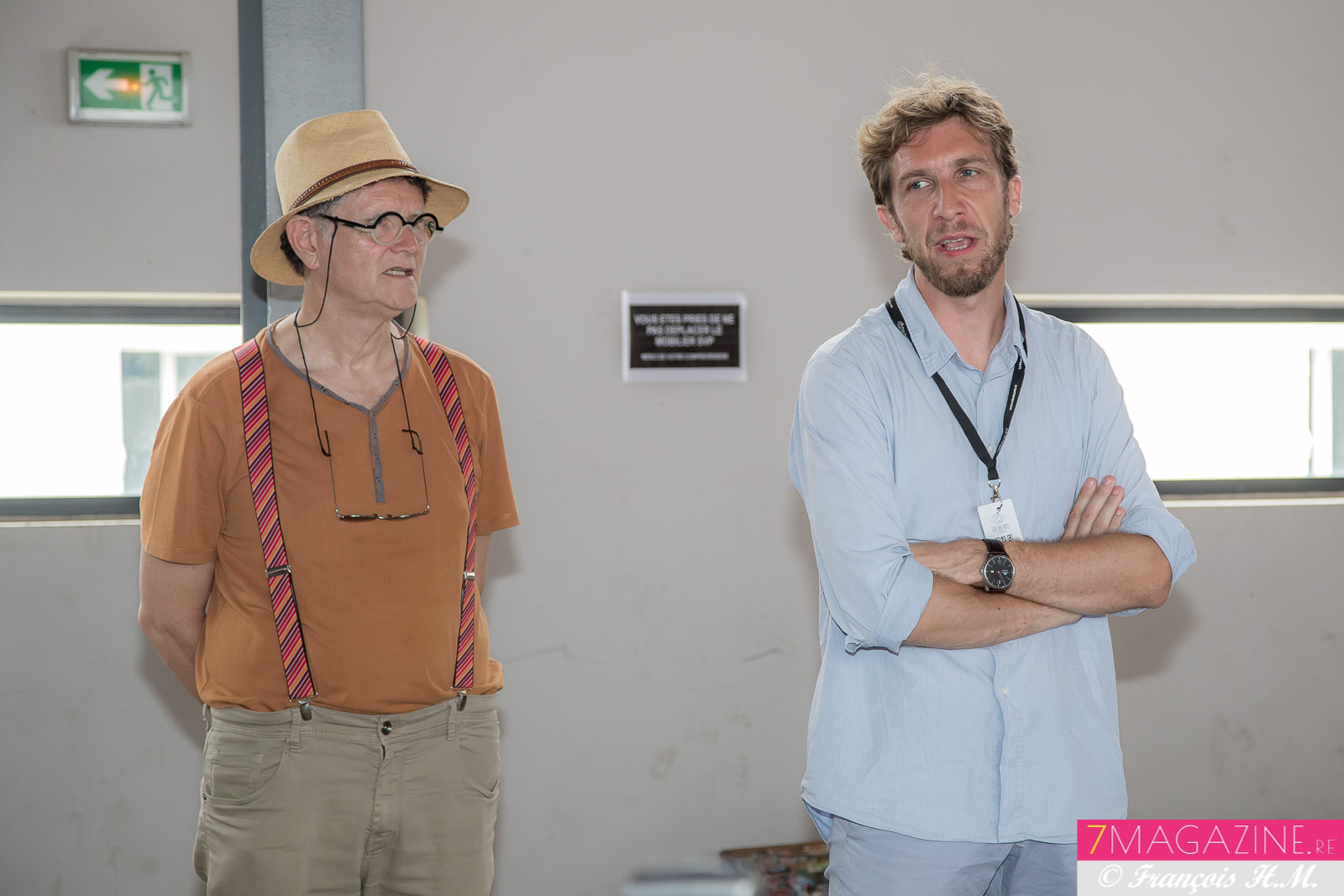 René-Louis Pestel et Raphaël Buhot