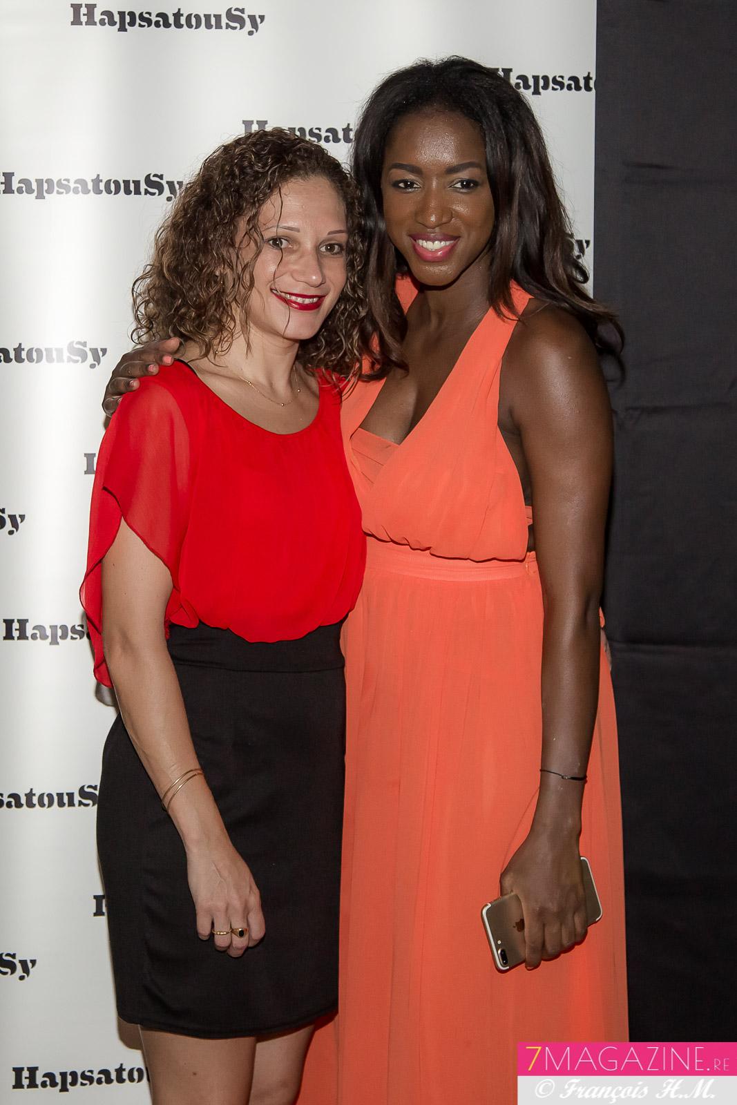 Avec Michelle de la Pharmacie Créole