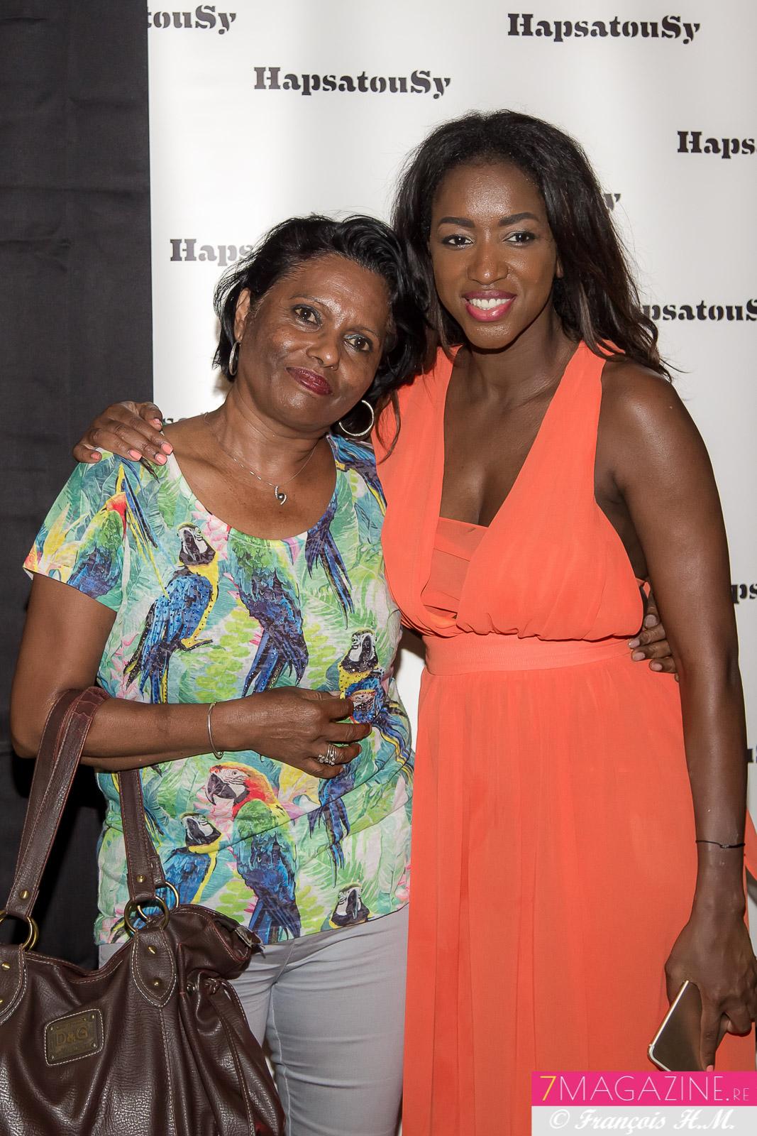 Avec  Patricia de la Pharmacie du Sud
