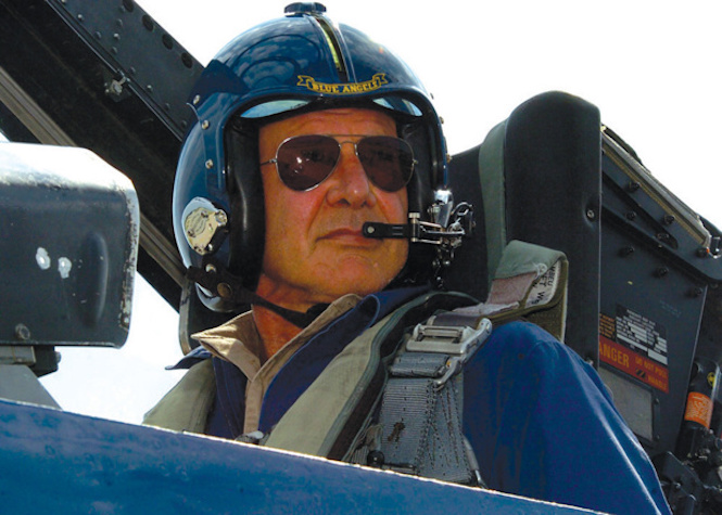 Harrisson Ford a failli provoquer une catastrophe aérienne