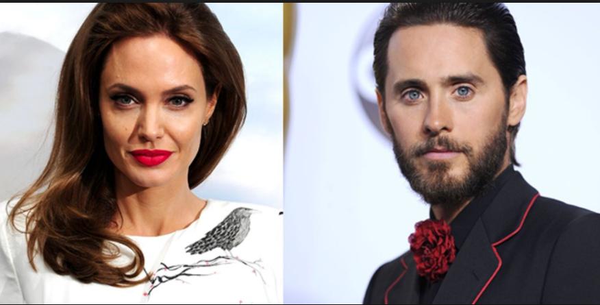 Angelina Jolie et Jared Leto ensemble ?