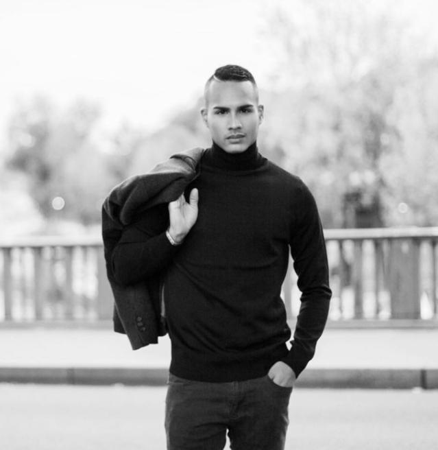 Le Réunionnais Loïc Nirlo élu Top Model Europe 2017