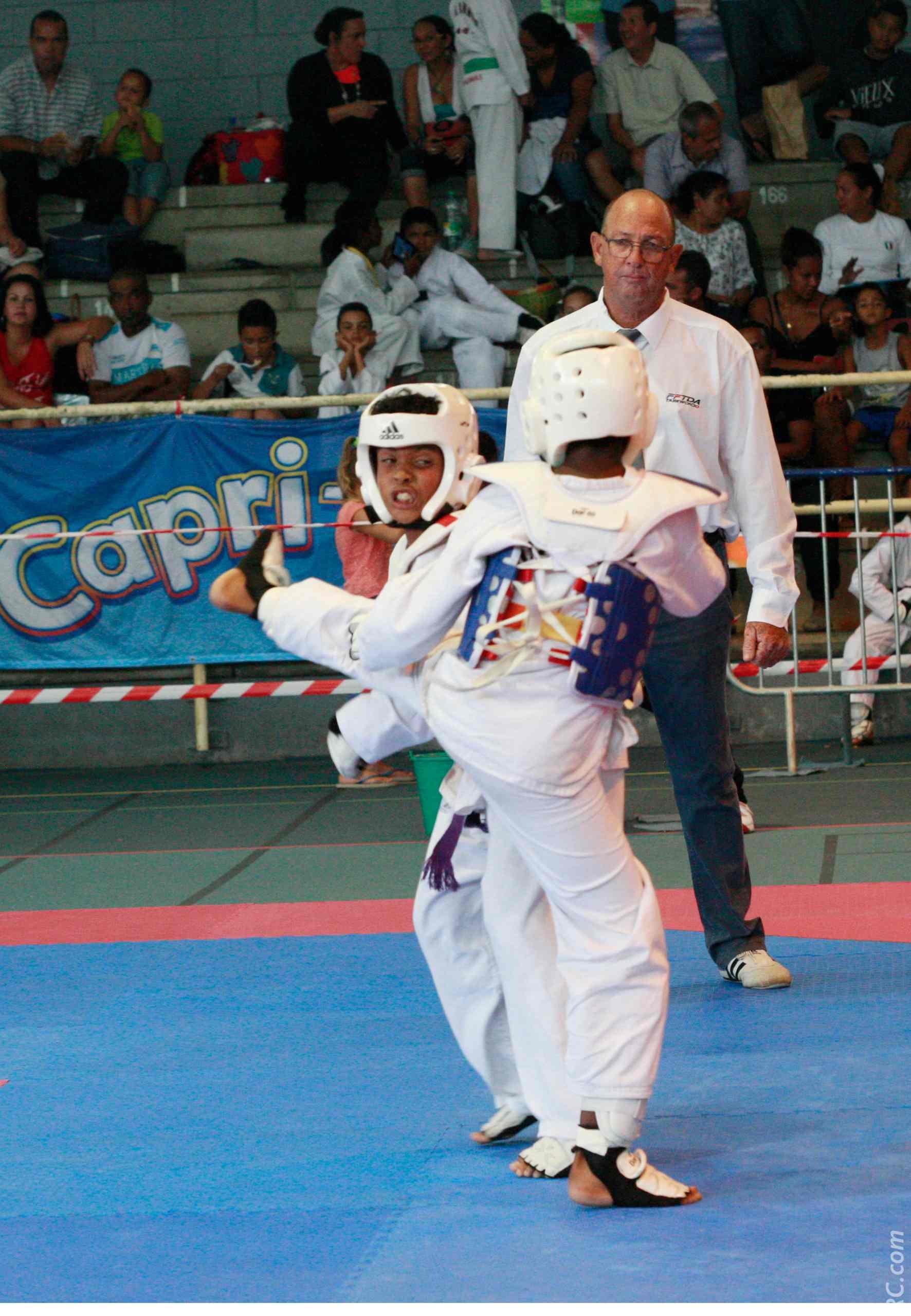 Taekwondo: Des billets pris pour Lyon