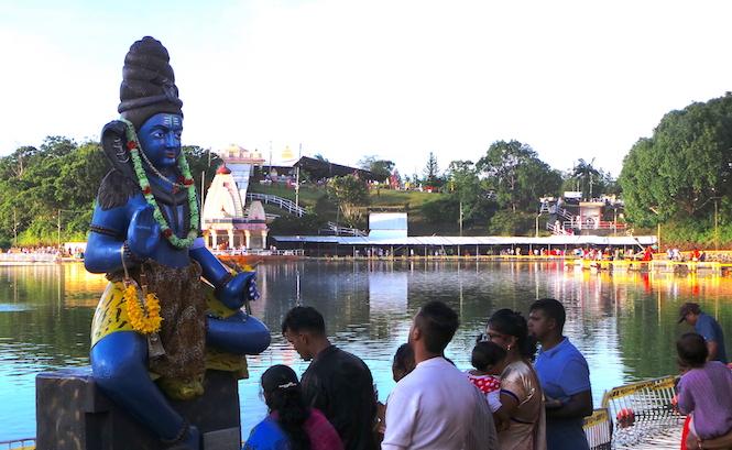 Shiva roi de cette nuit!