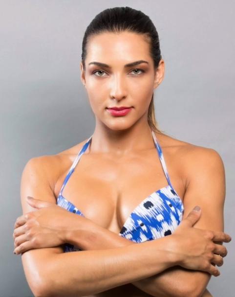 Ingrid Chane Foc : la superbe infirmière qui veut devenir Miss Bikini Réunion 2017
