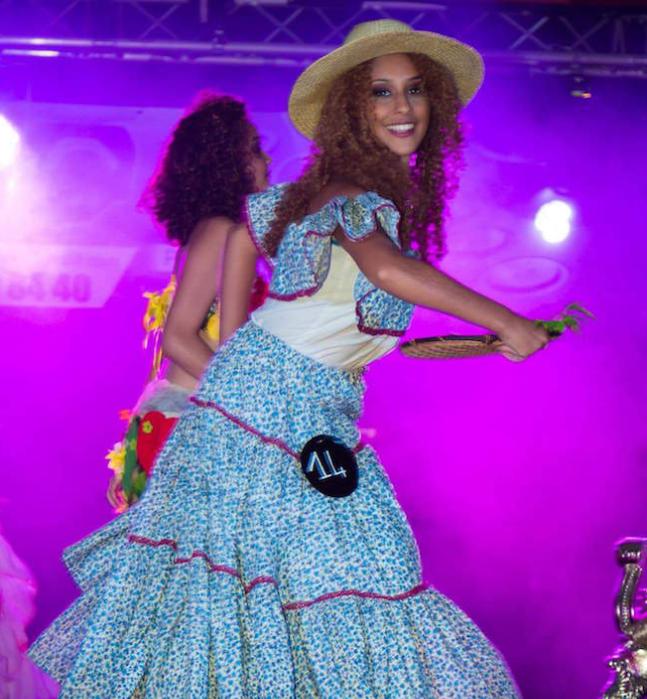 Shahnaz Hoarau élue Miss Jeunesse Réunion 2017