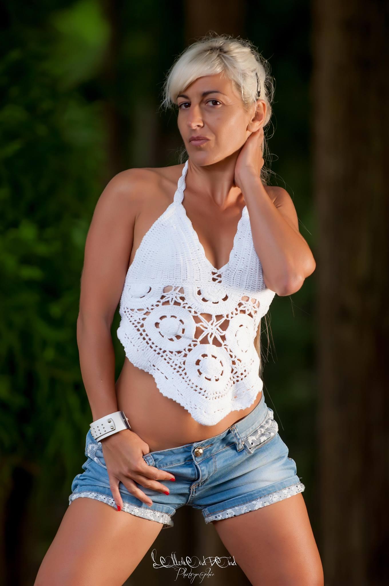 Sabrina Moreau, la quarantaine flamboyante