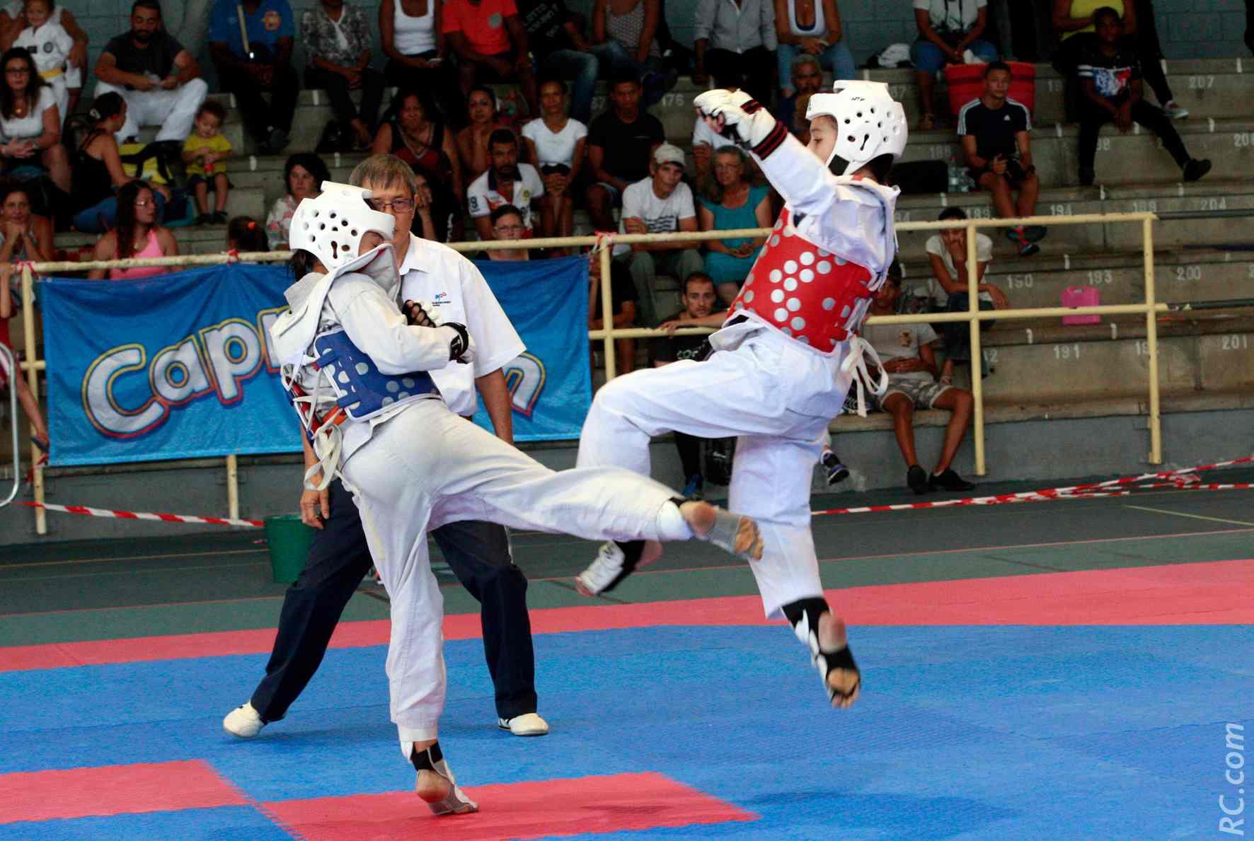 Taekwondo : Superbe ambiance à la Coupe Féminine 2017