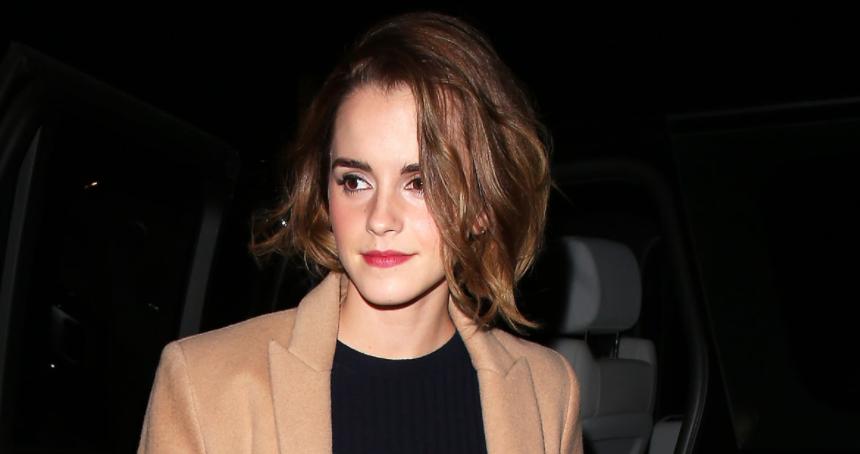 Les confidences intimes d'Emma Watson