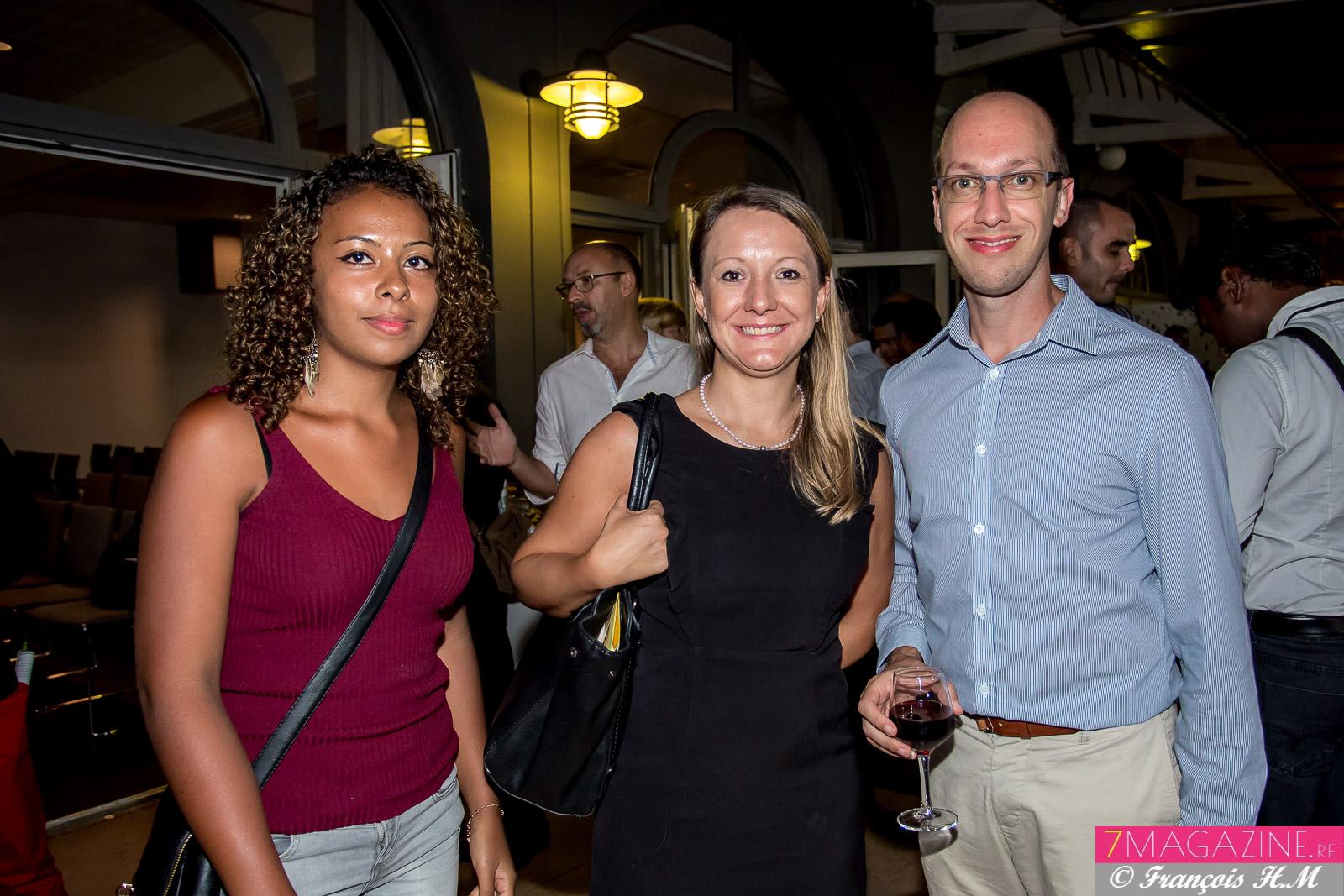Honorine, Sandrine Gillotin, Directrice restaurant Vapiano, Thomas Lauret, de Runconcept