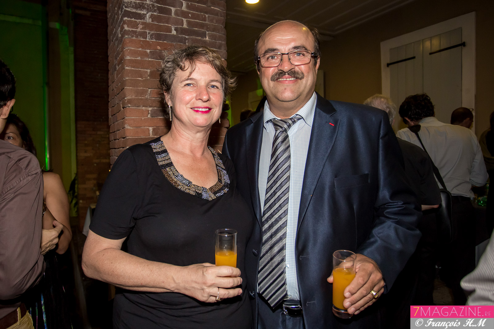Lisianne et Philippe Doki-Thonon
