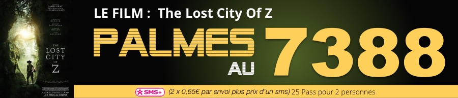 [JEU] La sortie du mercredi : The Lost City of Z