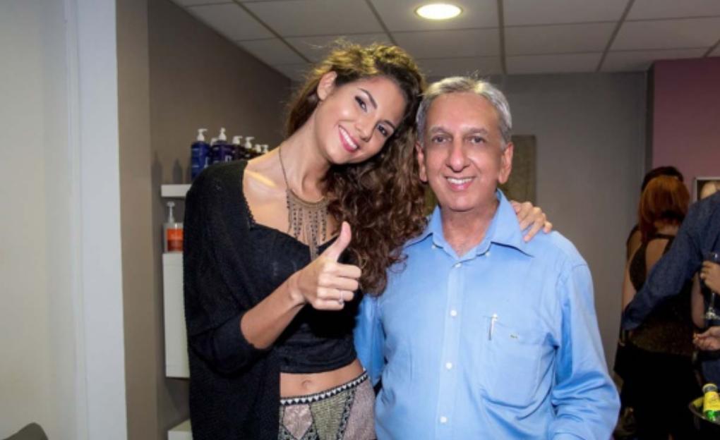 Marie Payet et Aziz Patel