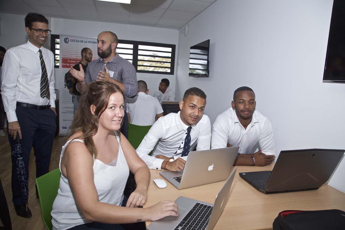 Une Ecole Supérieure du Numérique à Saint-André