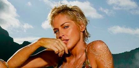 Sharon Stone: un sex symbol de 59 ans