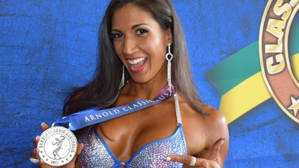 Notre Miss Bikini réunionnaise, Caroline Deveaux, brille en Australie