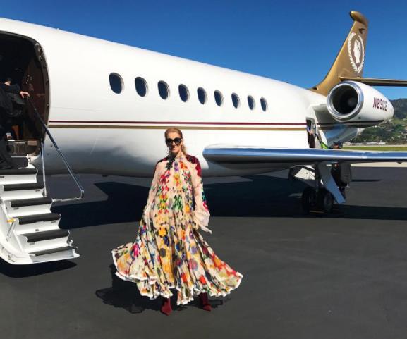 Photo: Instagram Céline Dion