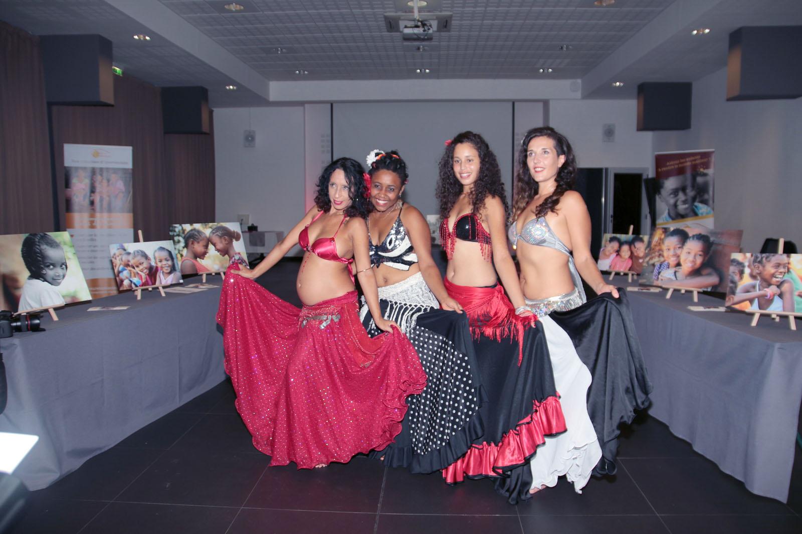 Habibah et ses danseuses