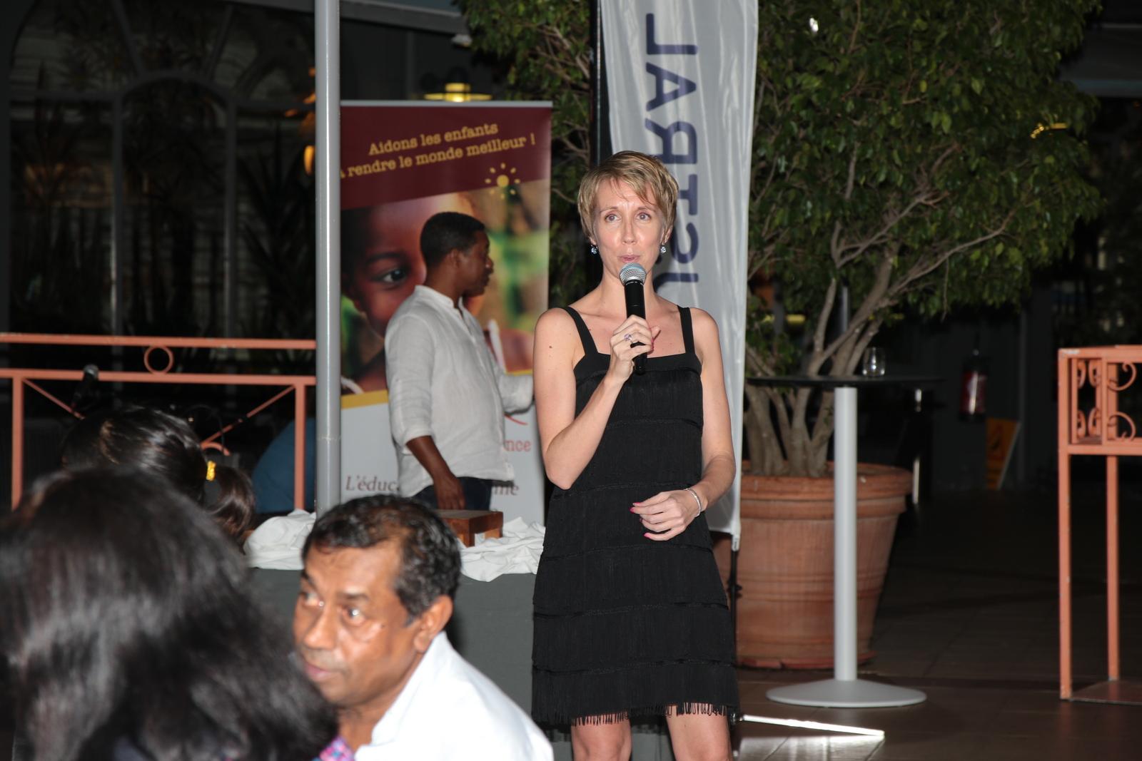 Isabelle Bassat, Assistante de Direction Coeur et Conscience