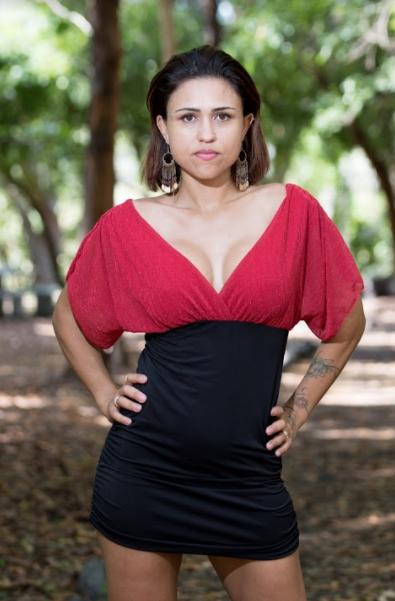 Jessica Hubert :  la revanche d'une ex ronde mère de quatre enfants!