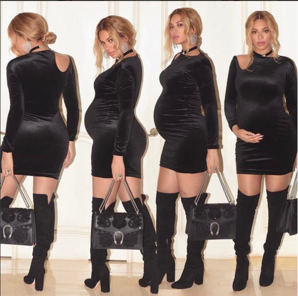 Photo: Capture d'écran Instagram Beyoncé