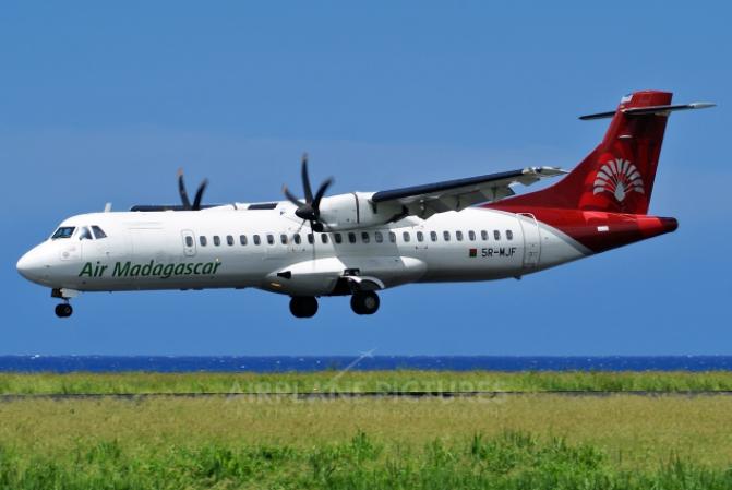"""Air Madagascar : """"Air Austral n'investira pas un euro d'argent public dans la compagnie malgache"""""""