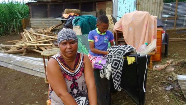 Association Ptit Coeur: Des dizaines de bénévoles pour reconstruire la maison de Daniella