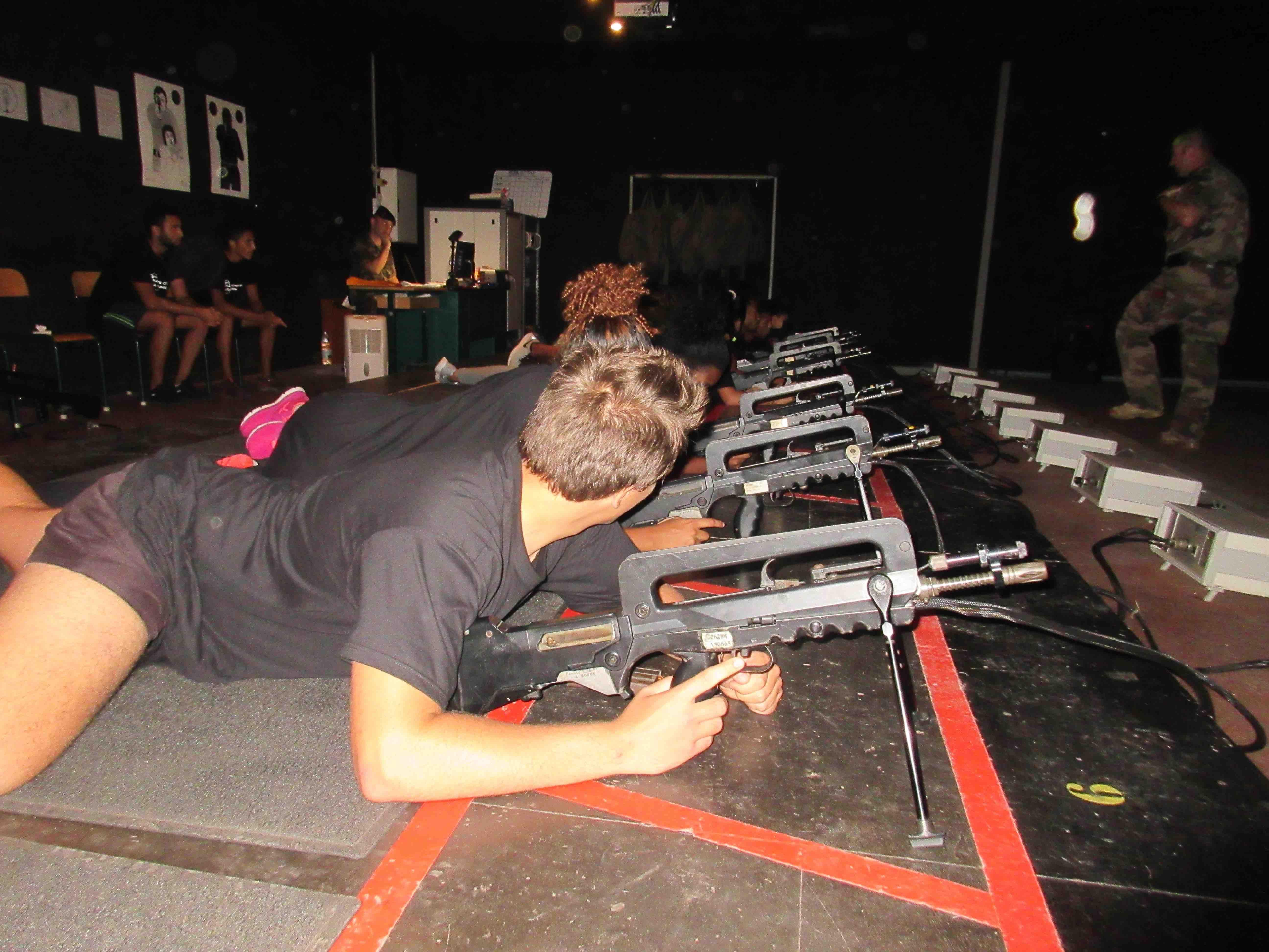 L'atelier Simulation de tir 2 ( SITTAL)