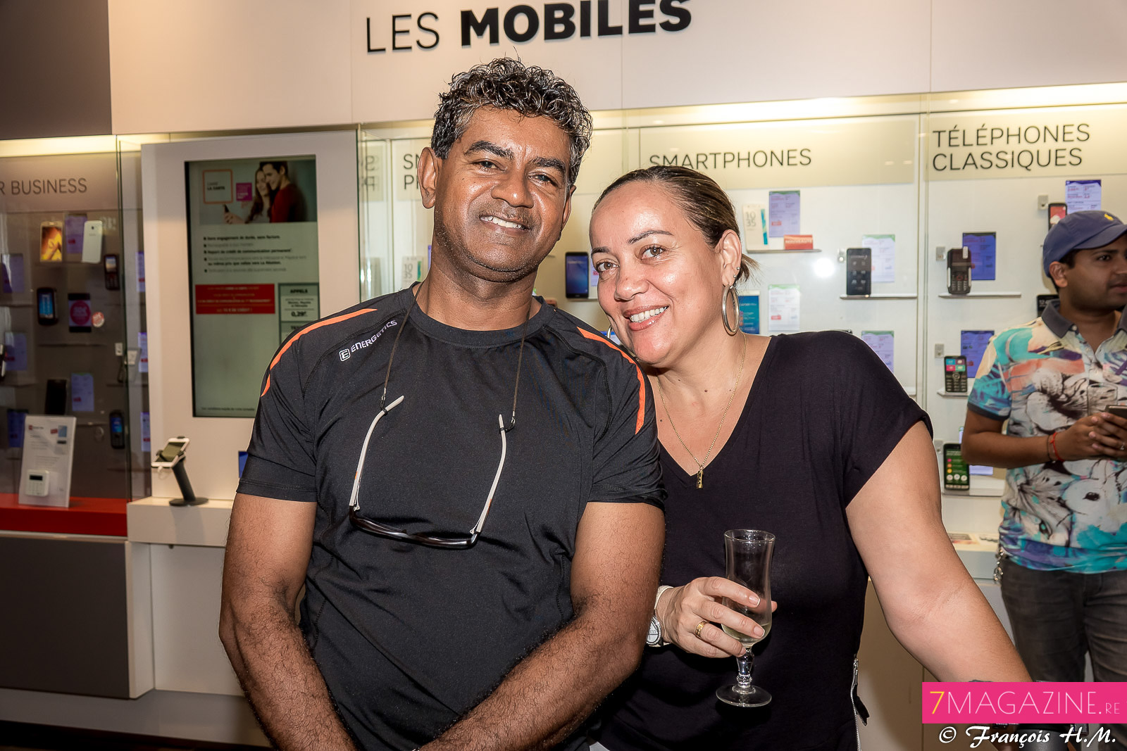 Alain Alpou et Catherine Dany