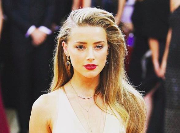 Photos: Instagram Amber Heard