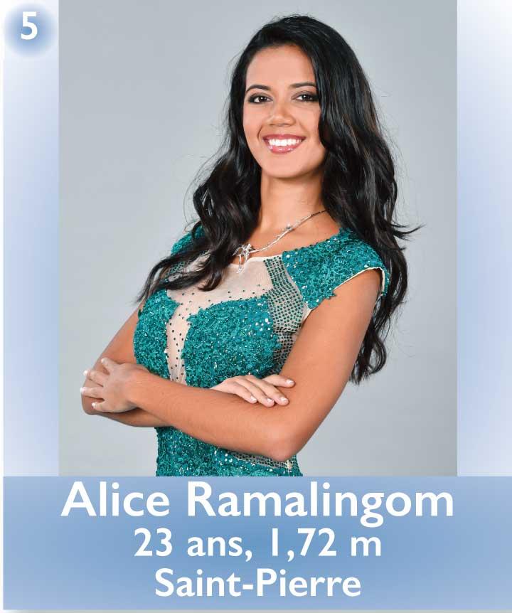 Miss Réunion 2017: les 12 candidates