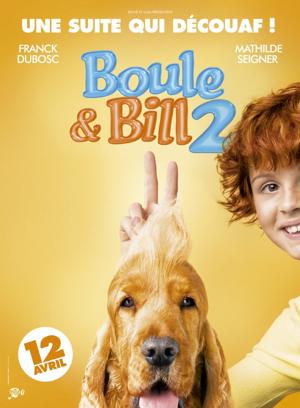 [JEU] La sortie du mercredi : Boule & Bill2