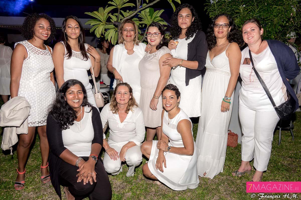 White & Gold Party avec Sun Resorts à la Saline-les-Bains