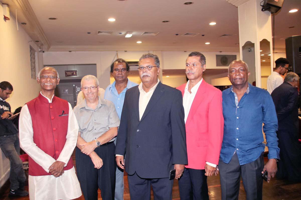 L'équipe de Tamij Sangam