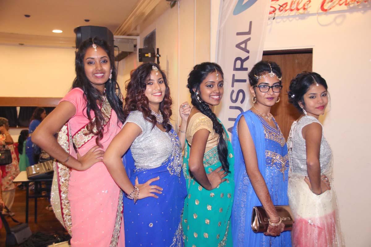 Les ravissantes indiennes
