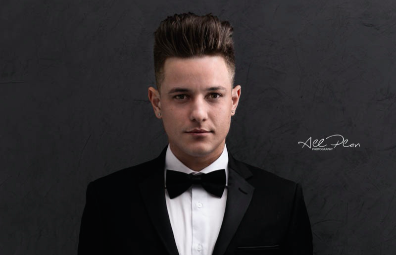 Cédric Dijoux : il a gagné Model Elégance Réunion 2015