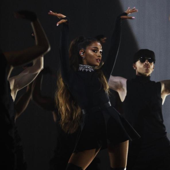 Photo : Instagram Ariana Grande