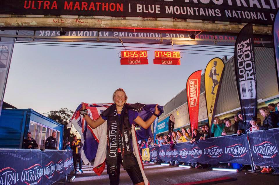 Lucy Bartholomew qui gagne en Australie,sera cette fois-ci à la Réunion