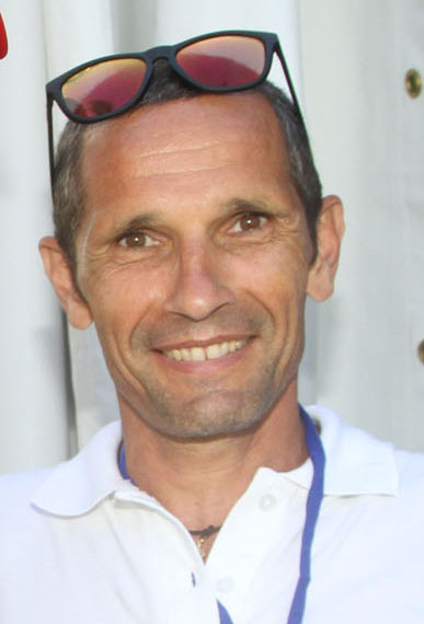Eric Lacroix, pilier de ce Championnat de Trail Universitaire d'envergure nationale, voire internationale.