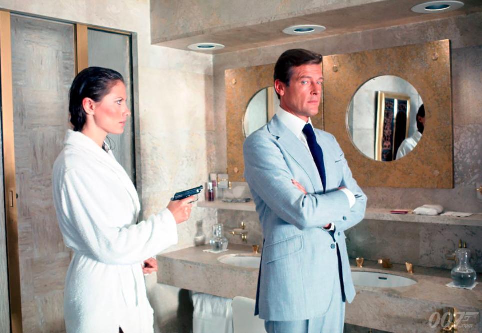 [VIDEO] L'hommage à James Bond