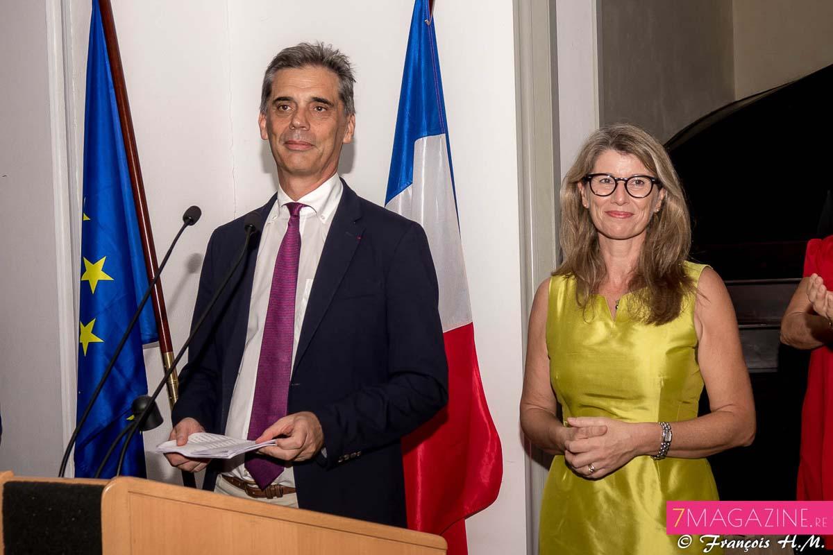 Dominique et Frédérique Sorain