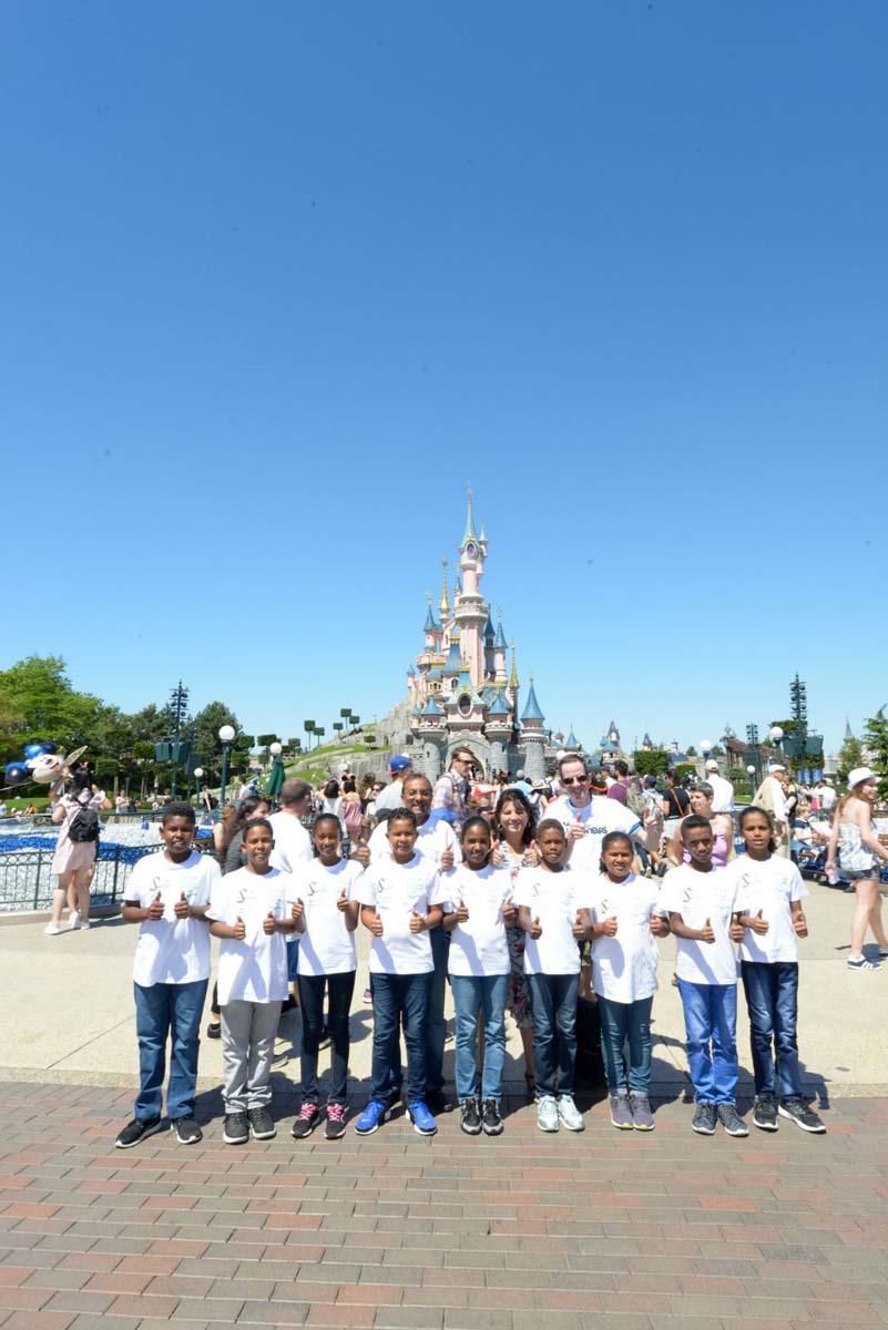 A Disneyland Paris, incontournable!