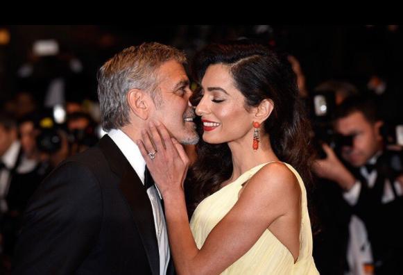 Photo : Instagram George Clooney