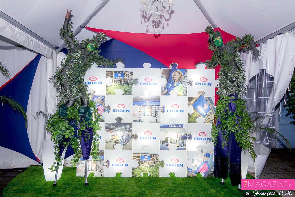 Photocall et les Saltimbanques