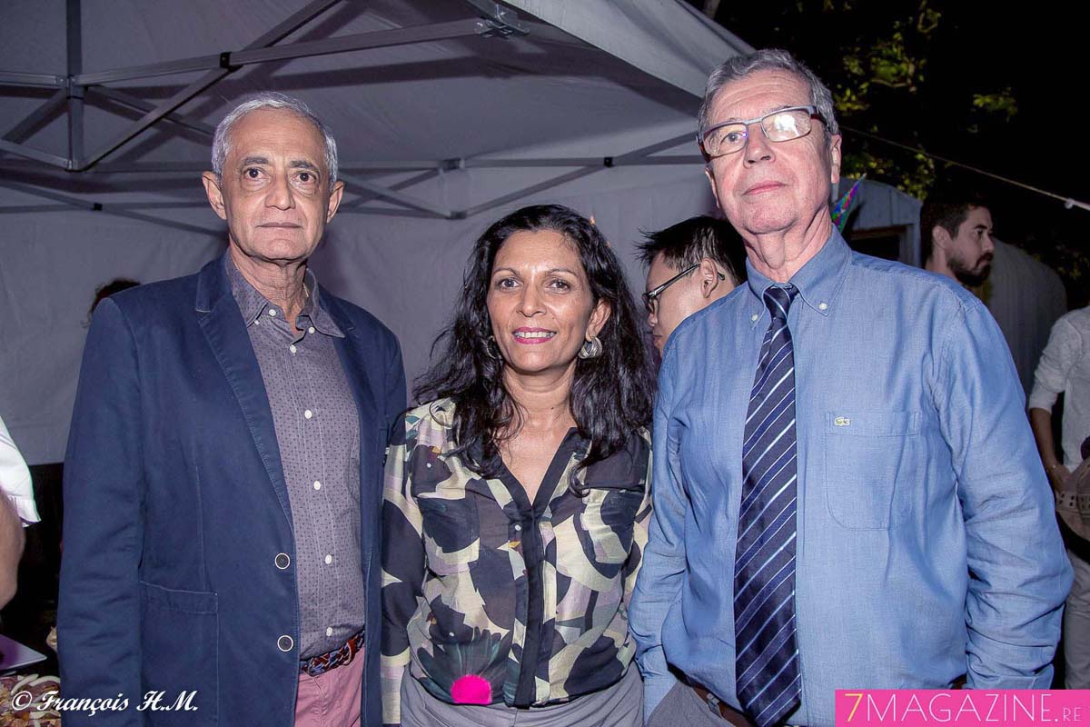 Noor Akhoun, Cyrille et René Barrieu