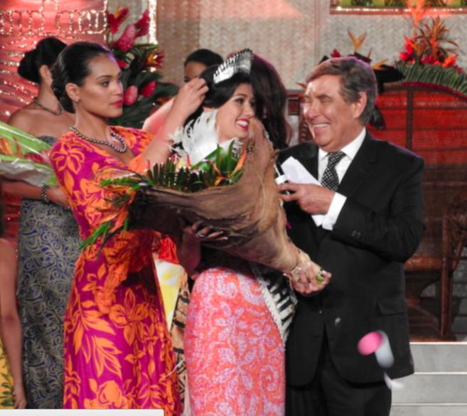Turouru Temorere élue Miss Tahiti 2017