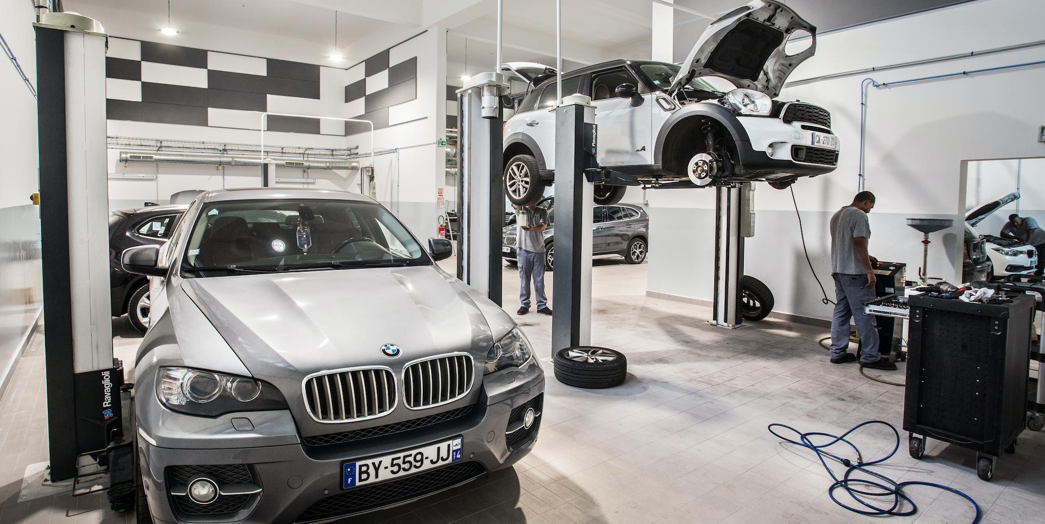 Nouvelle concession BMW/MINI à Sainte-Clotilde
