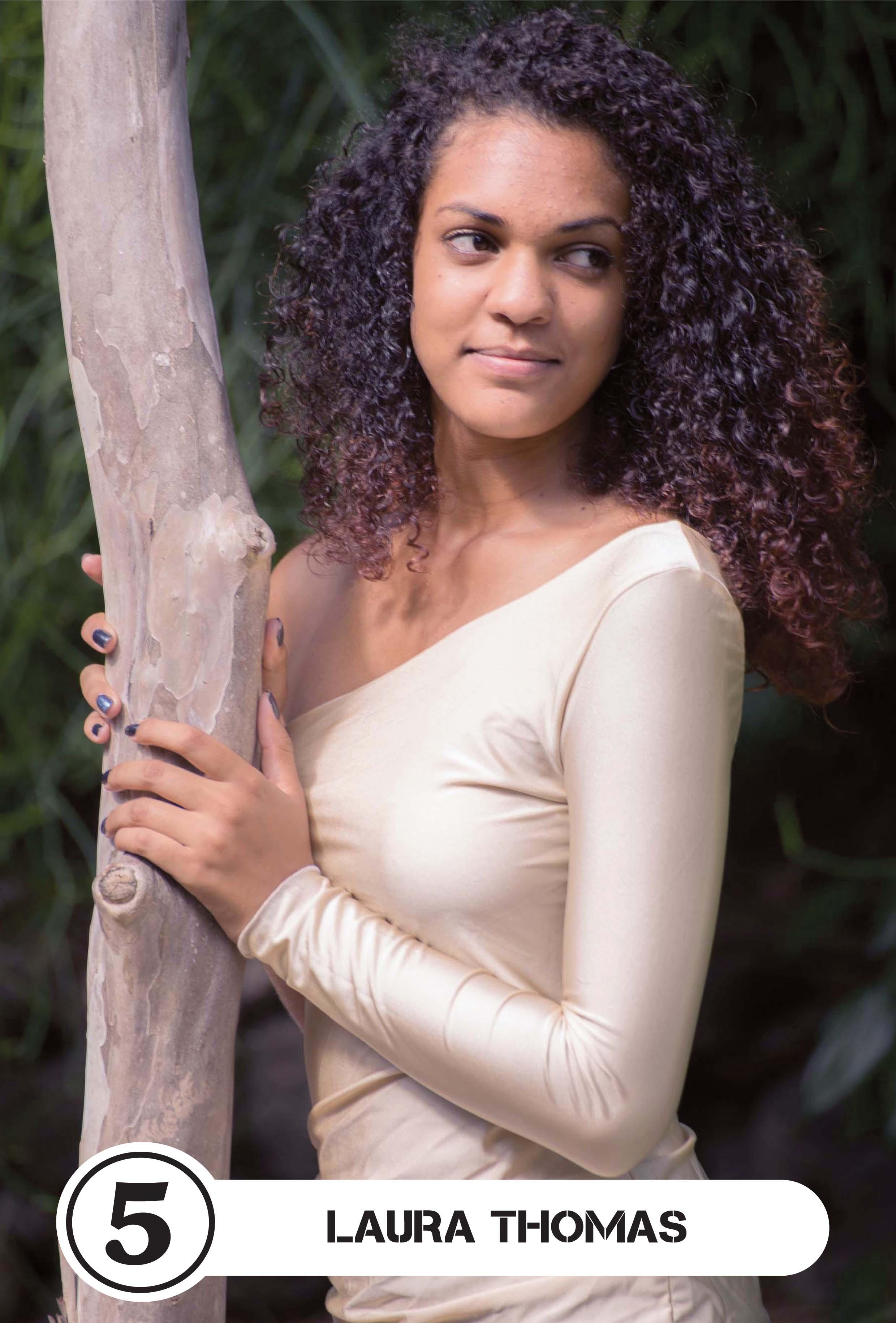 N°5: Laura Thomas, 16 ans, de Saint-Gilles-les-Hauts